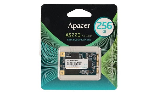 "2-Power 1.8"" mSATA 6Gbps SSD 