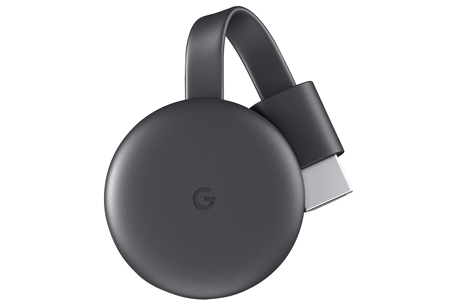 Google Chromecast 3rd Gen | Charcoal