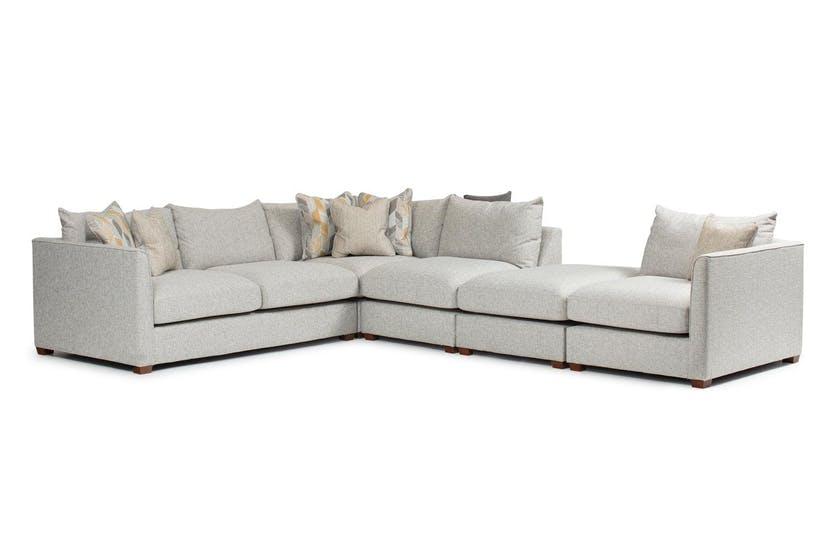 Faye Chaise Sofa | Category A