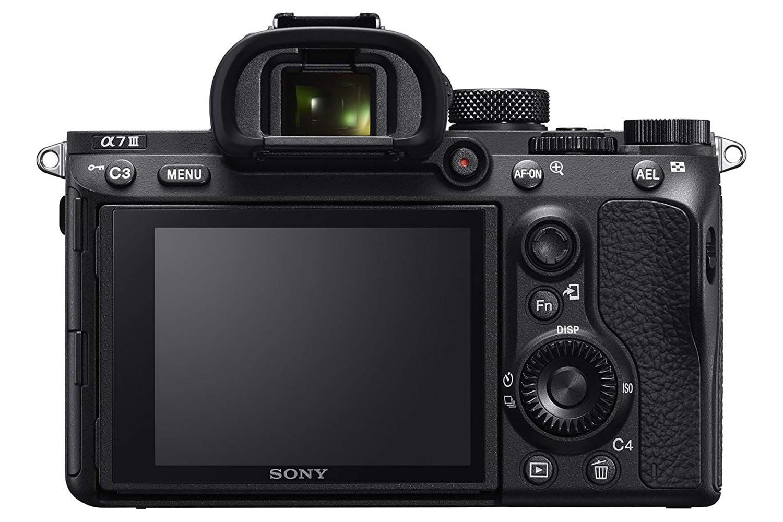 Sony Alpha a7 III Digital Camera with 28-70mm Lens   Black