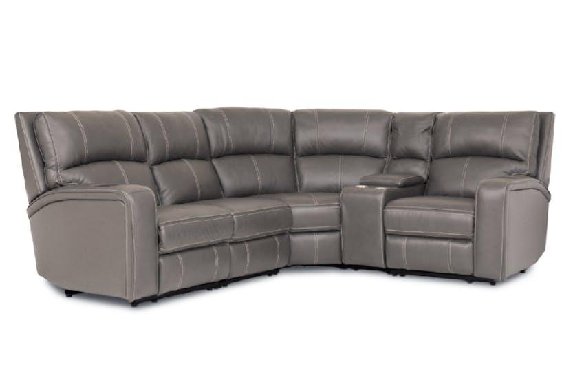 Esme Corner Sofa With Console Medium Ireland
