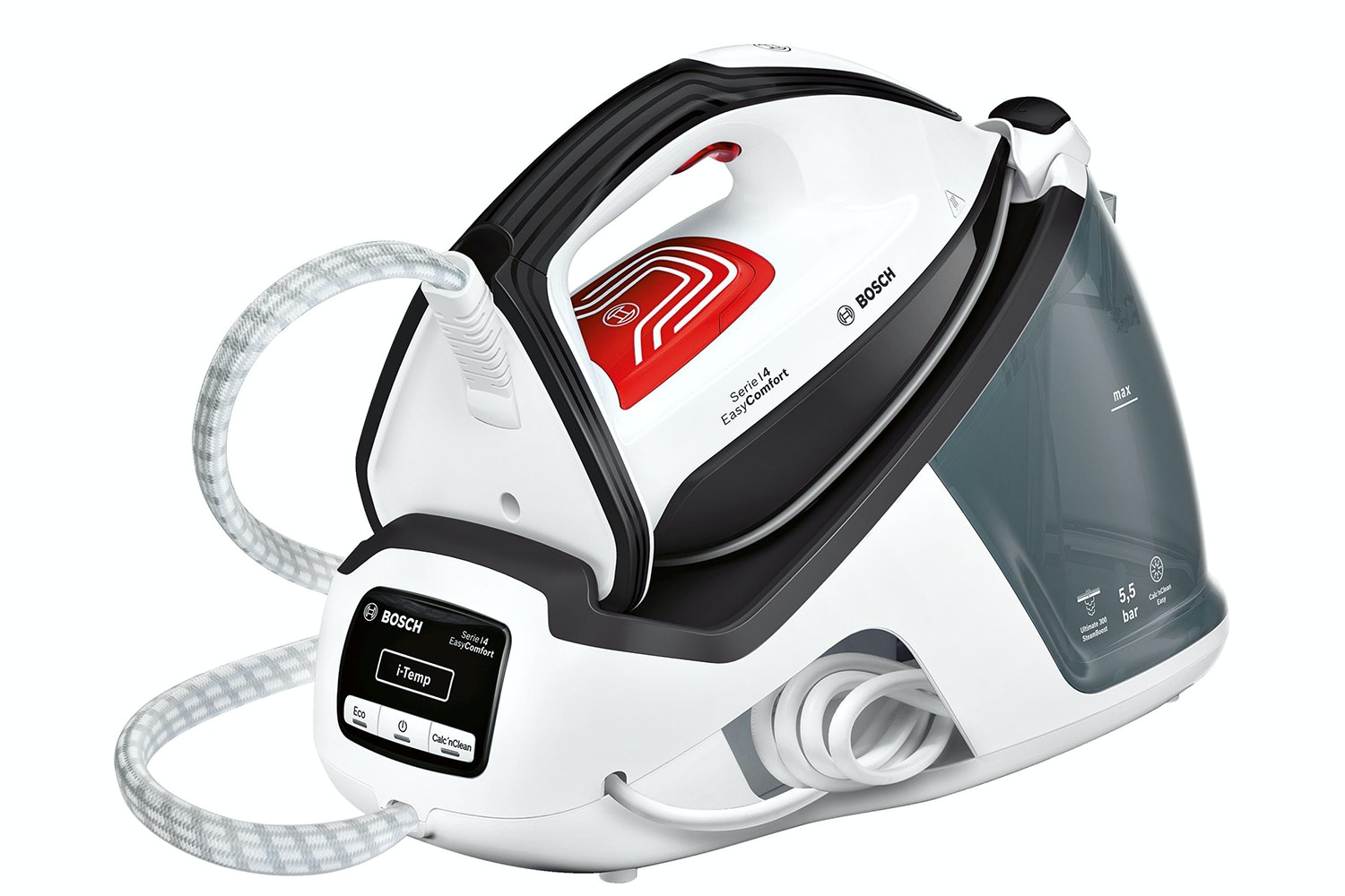 Bosch EasyComfort 2400W Steam Generator Iron | TDS4070GB