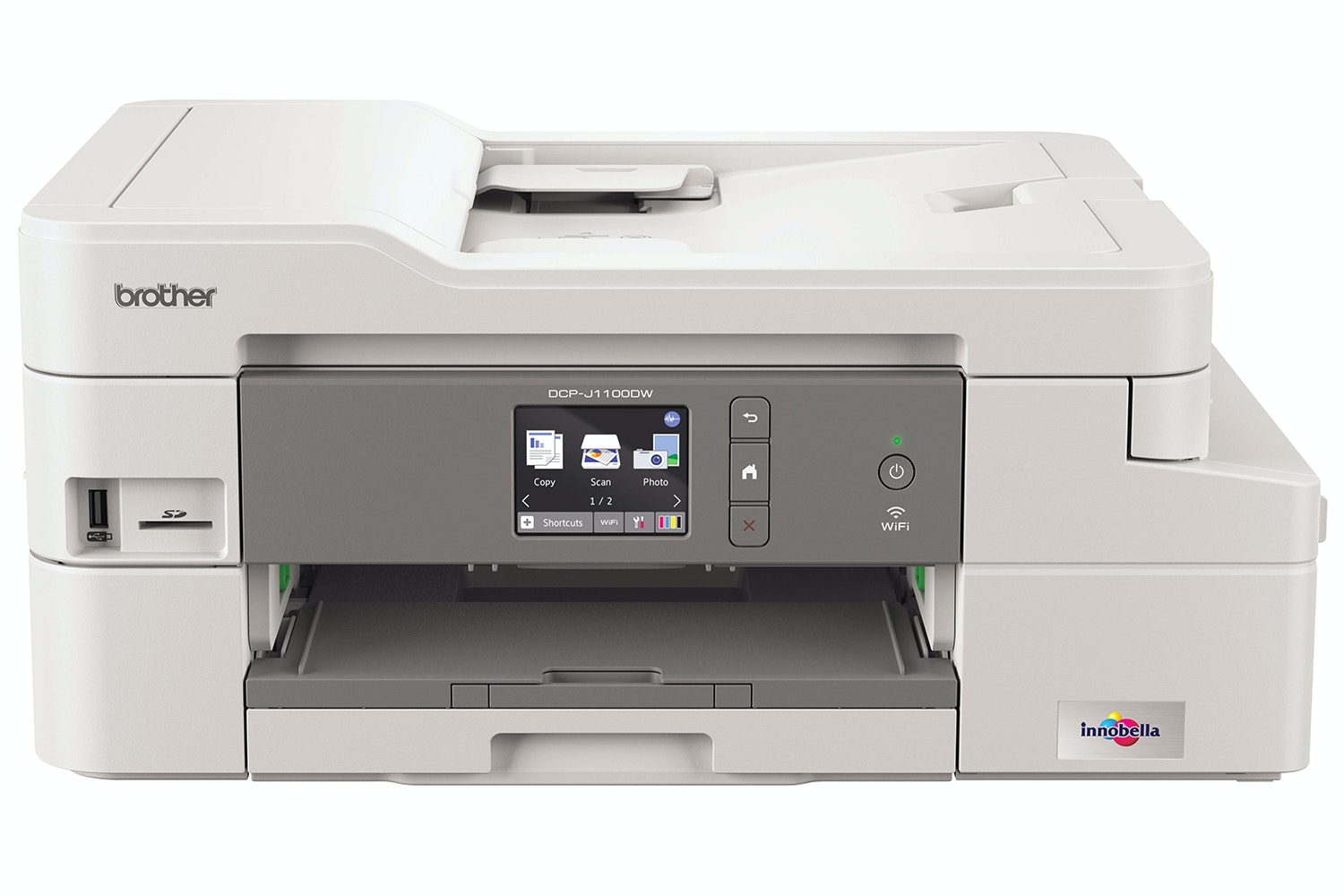 Brother DCP-J1100DW All-in-One Inkjet Printer