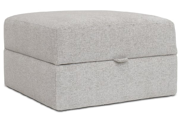 Kayla Storage Footstool | Colour Options
