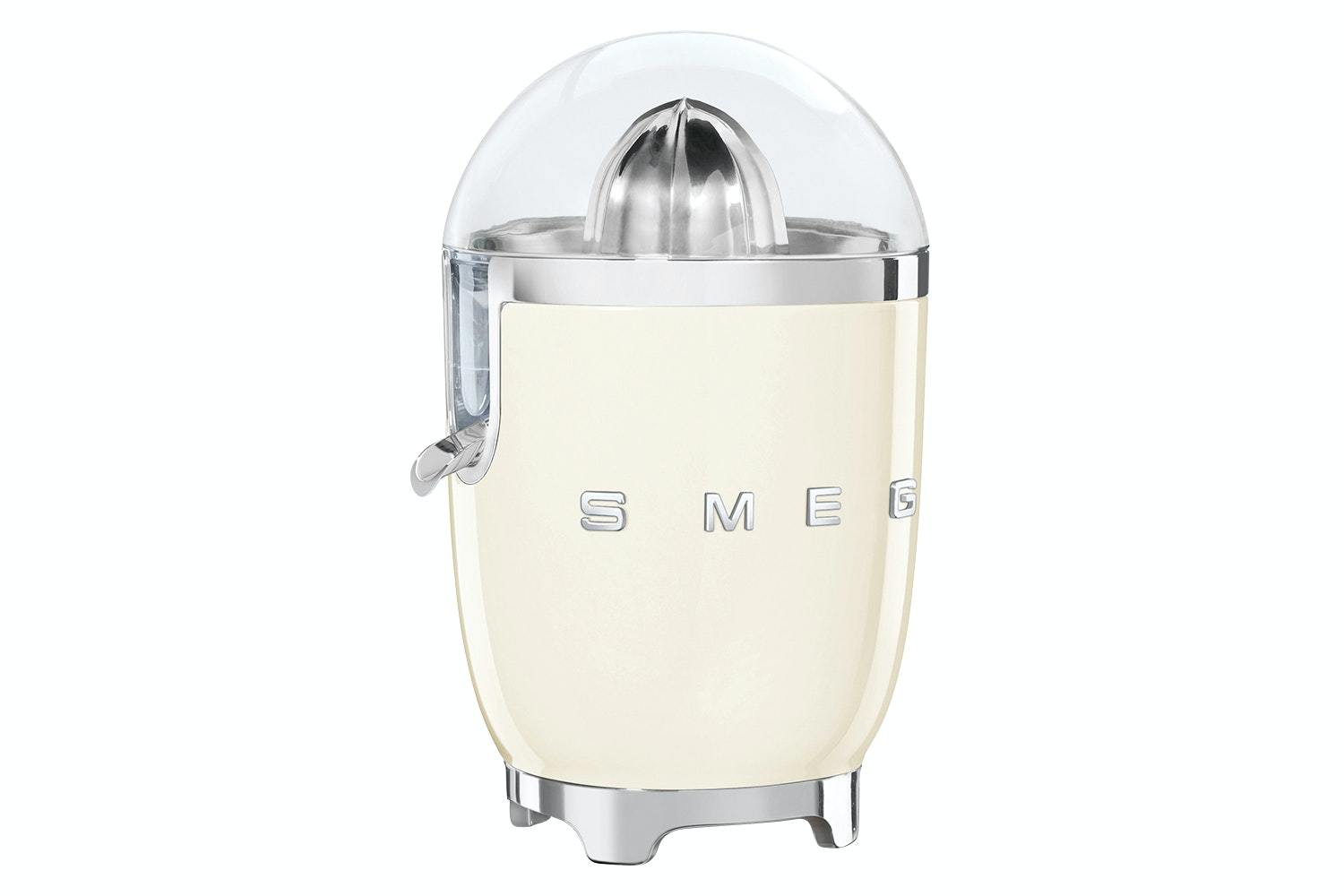 Smeg Retro Citrus Juicer | Cream
