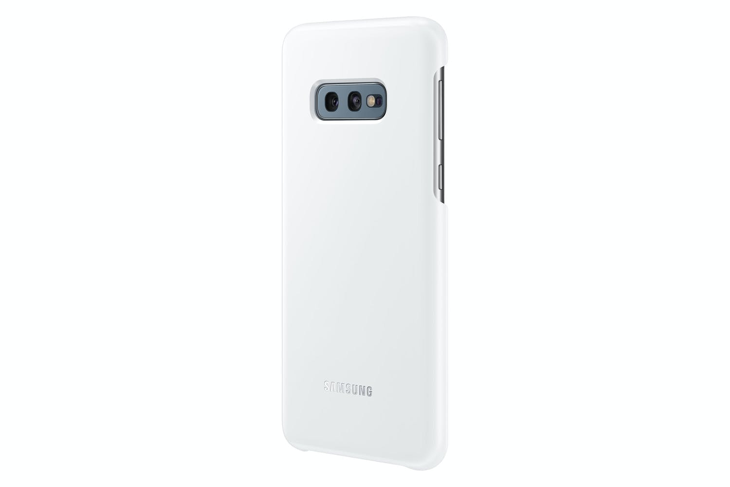 Samsung Galaxy S10e LED Cover | White