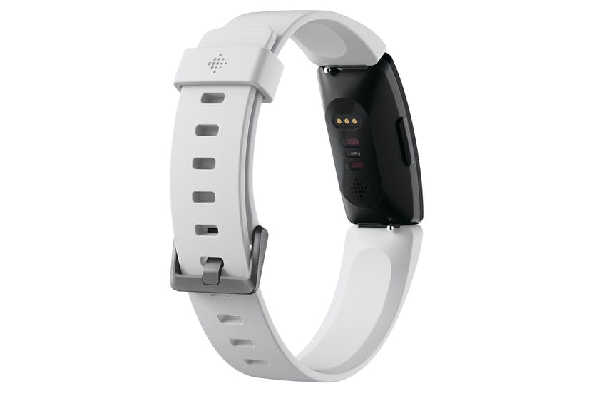 Fitbit Inspire HR | White/Black