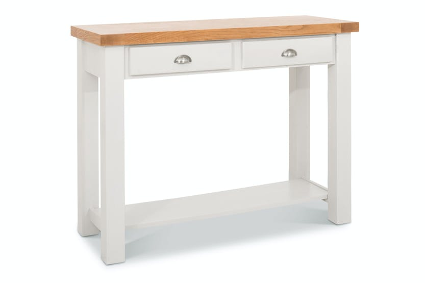Harvest Console Table | Grey