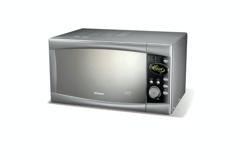 Dimplex 23L SIlver  Microwave 46723