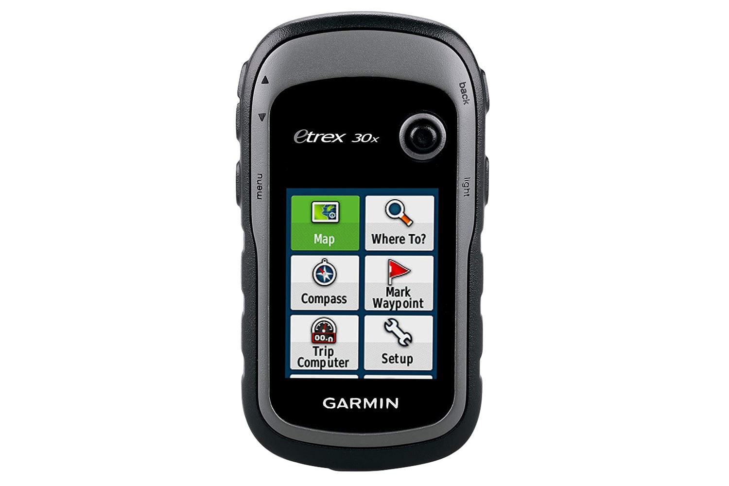 Garmin eTrex 30x GPS | Western Europe Maps