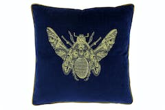 Cerana Cushion | Blue