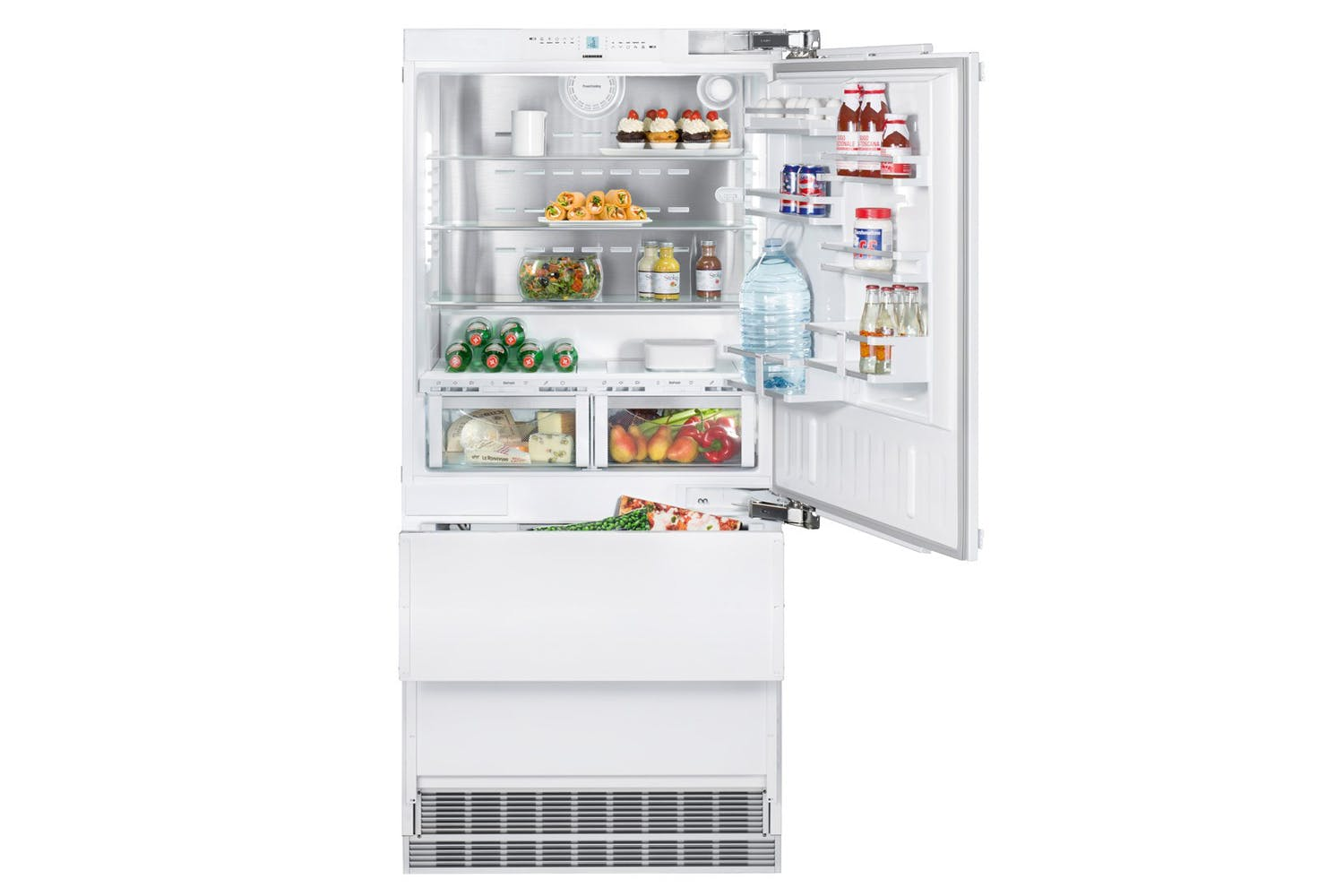 Liebherr Built In Fridge Freezer | ECBN6156