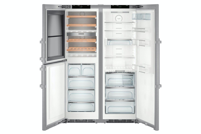 Liebherr American Fridge Freezer   SBSES8486