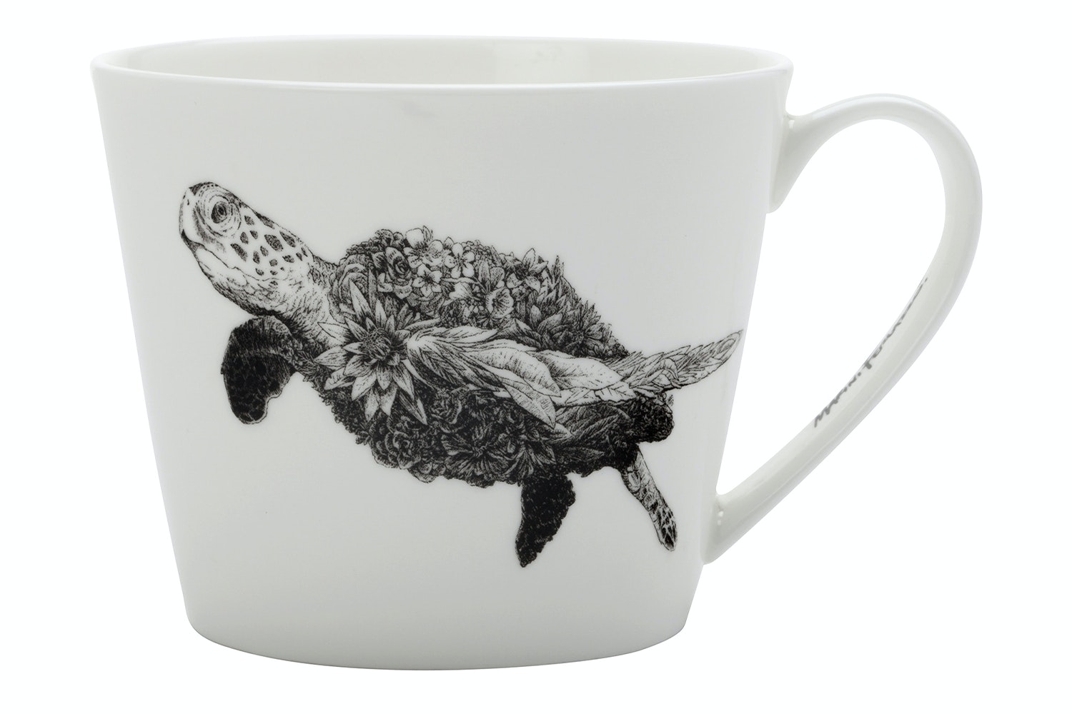 Marini Ferlazzo Wildlife Sea Turtle Mug