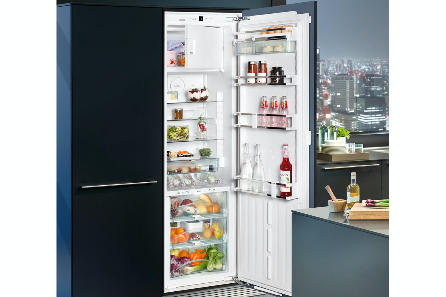 Liebherr Integrated Fridge Freezer | IKBP3564