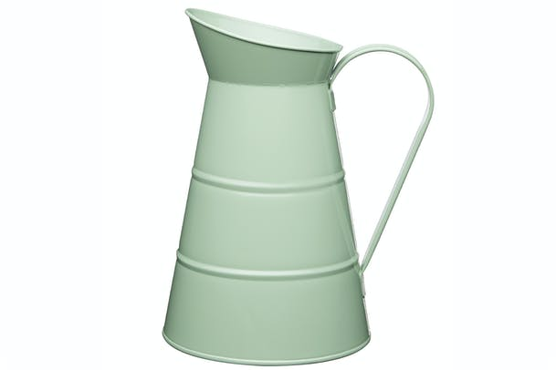 Living Nostalgia Water Jug | Green