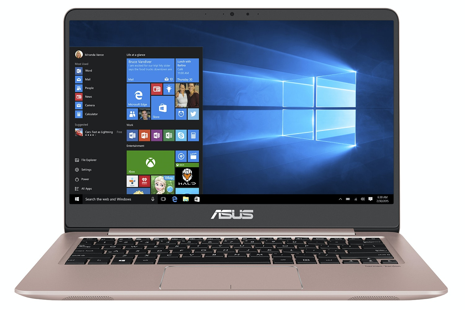"Asus ZenBook 14"" Core i3 