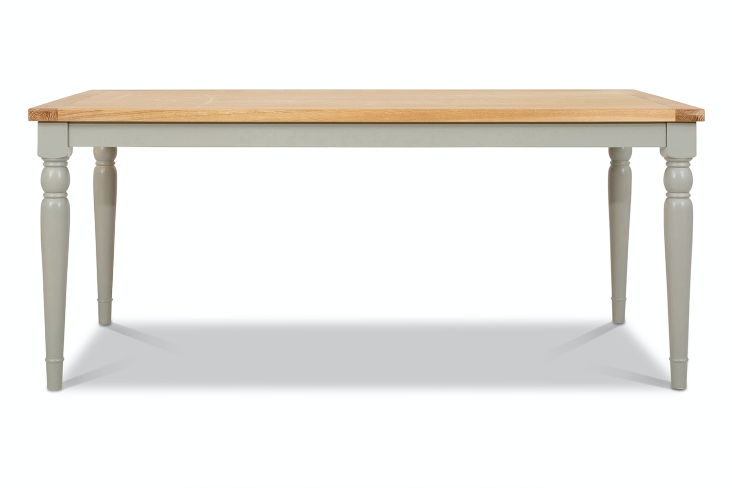 Ceres Dining Table | Turned Leg | 180cm | Colourtrend