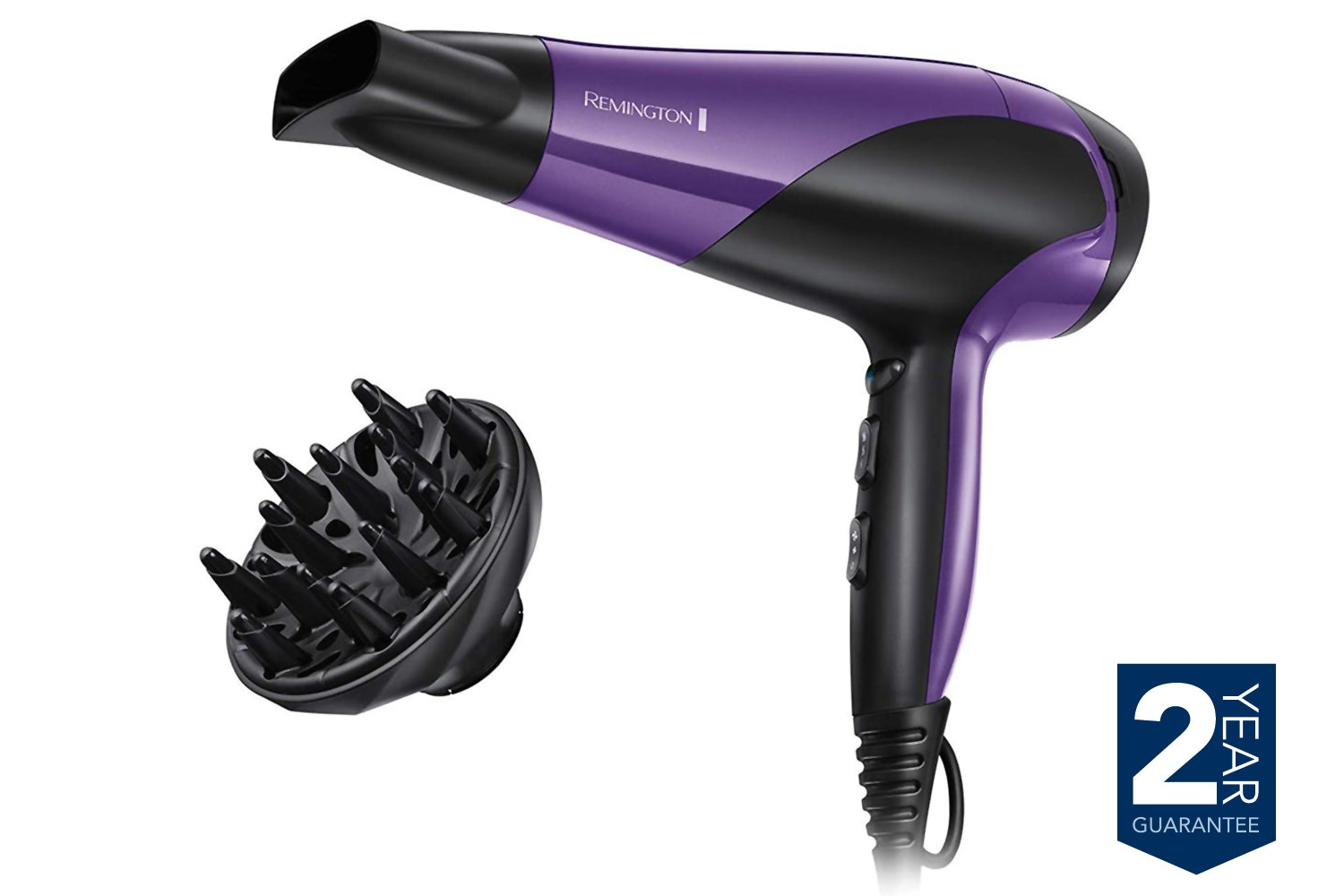 Remington Ionic Tourmaline Hair Dryer |  D3190