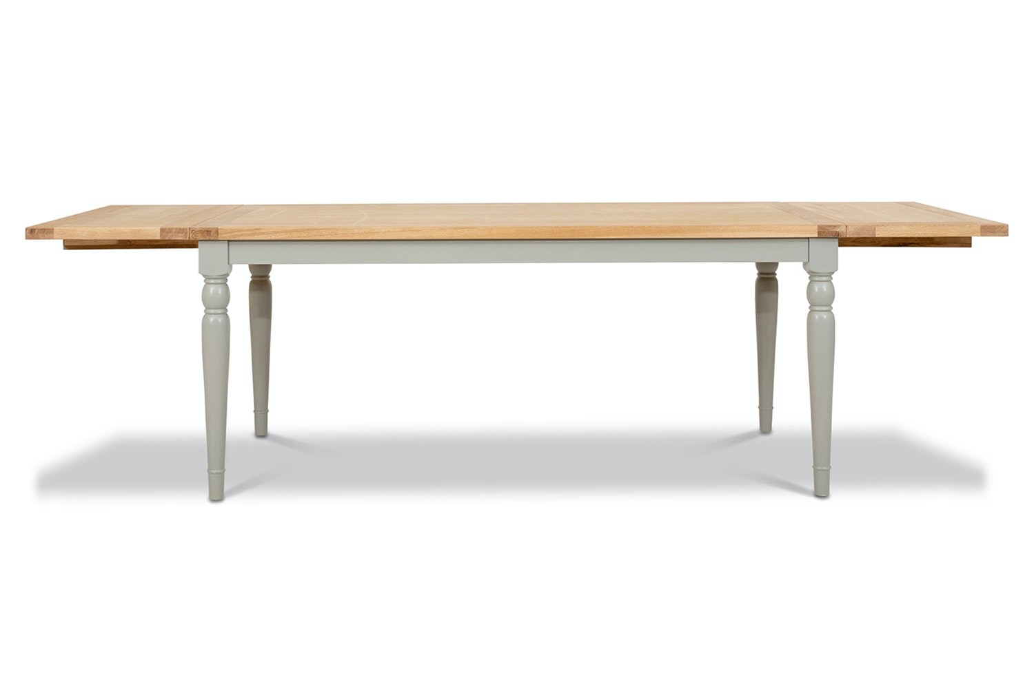 Ceres Extending Dining Table | Turned Leg | 180/270cm | Colourtrend