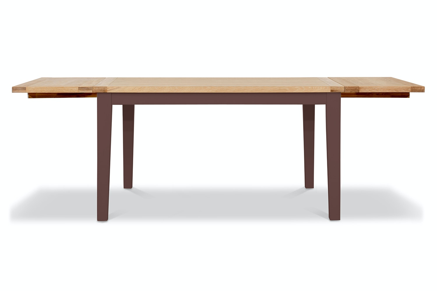 Ceres Extending Dining Table | Tapered Leg | 140/230cm | Colourtrend