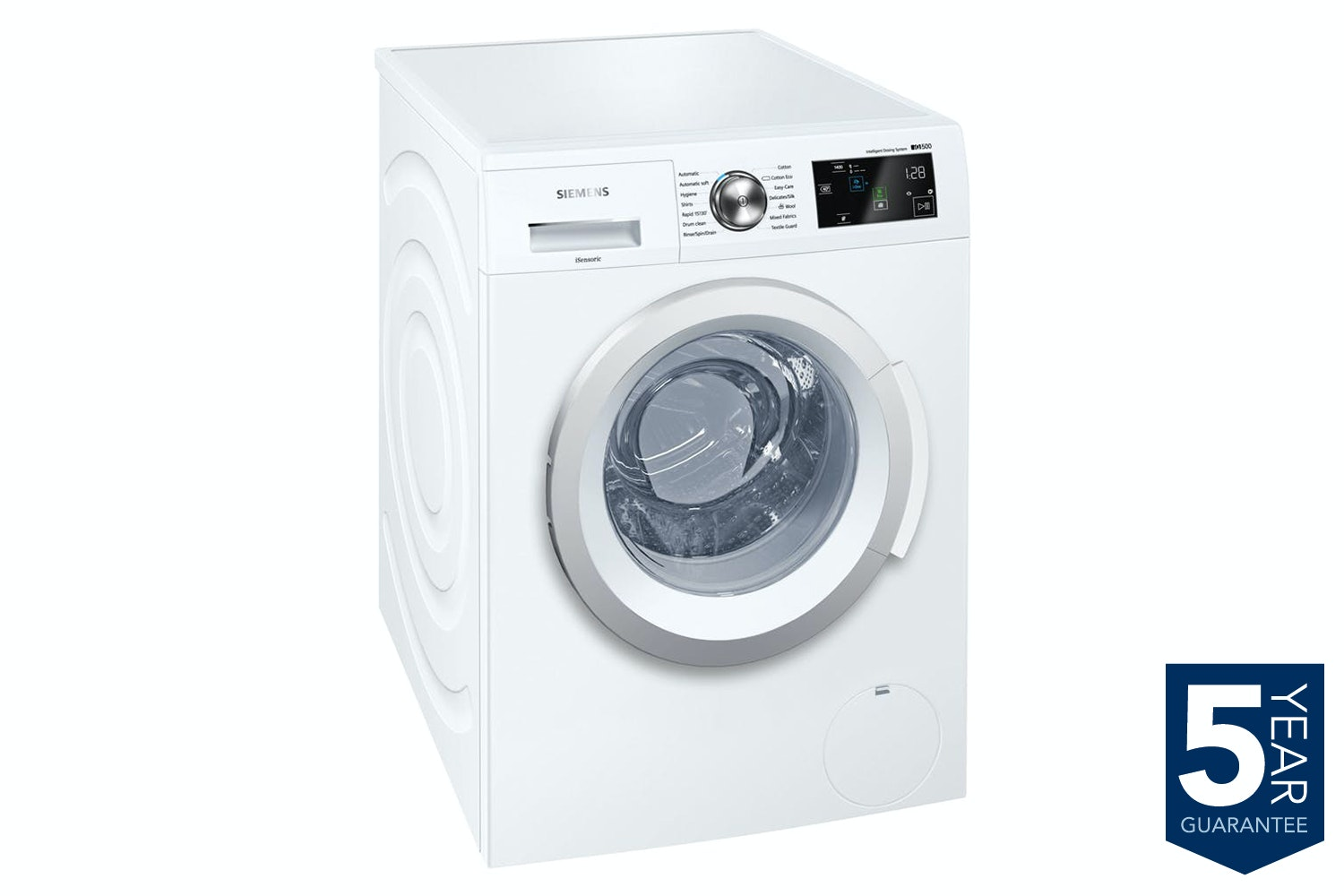 Siemens 8kg iQ500 Washing Machine | WM14T660GB