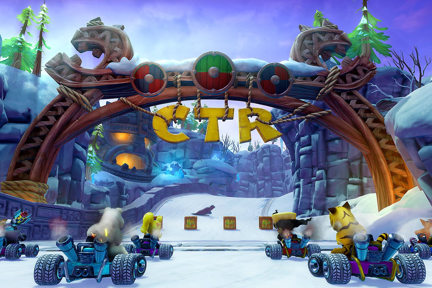 Crash Team Racing Nitro-Fueled | PlayStation 4