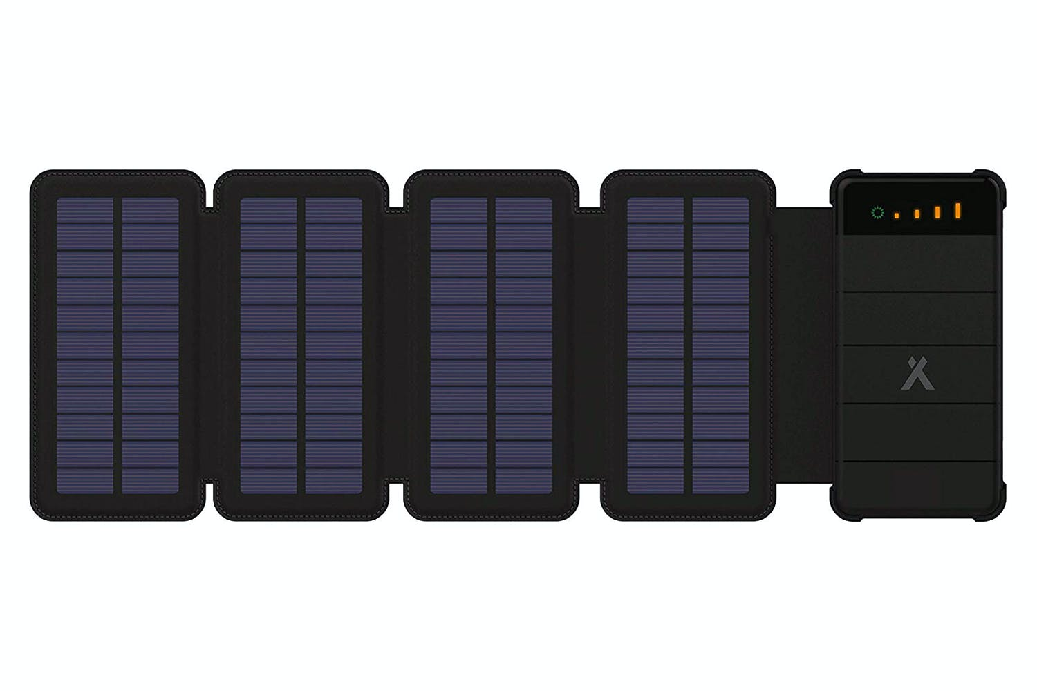Bear Grylls 8000mAh Solar Power Bank | Black