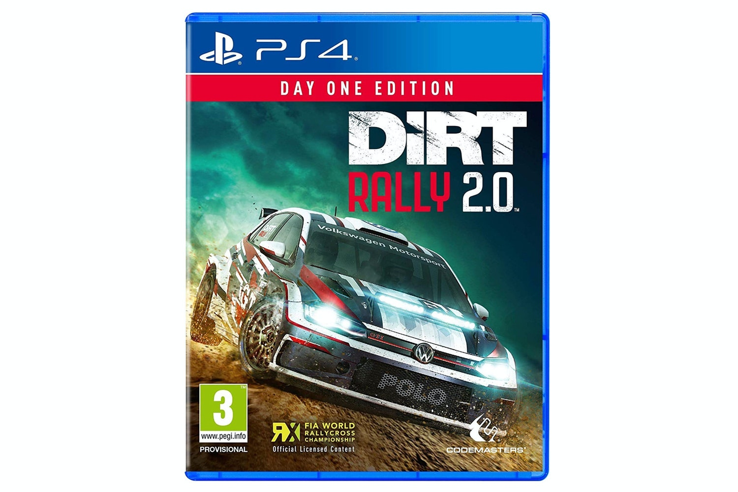 Dirt Rally 2.0 One Edition | PS4