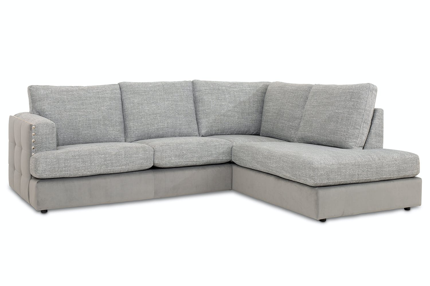 Dillon 2 Seater Chaise Sofa   Side Options   Ireland