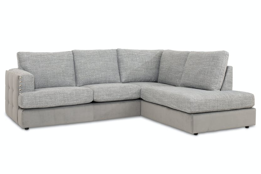 Dillon 2 Seater Chaise Sofa | Side Options