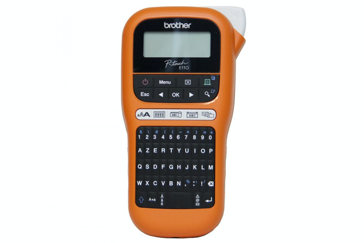 Brother Handheld Electrician Label Printer | PTE110VP