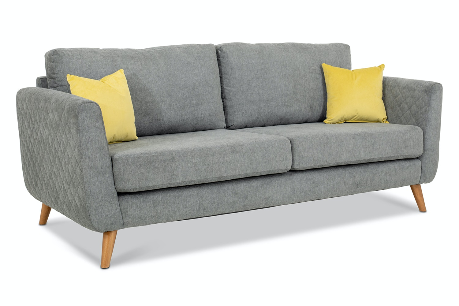 Lara 3 Seater Sofa | Standard Back