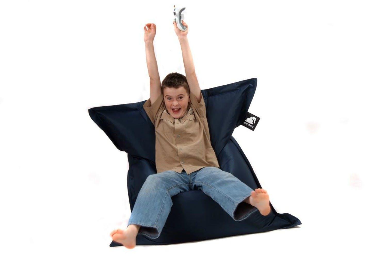 Excellent Elephant Junior Bean Bag Midnight Blue Unemploymentrelief Wooden Chair Designs For Living Room Unemploymentrelieforg