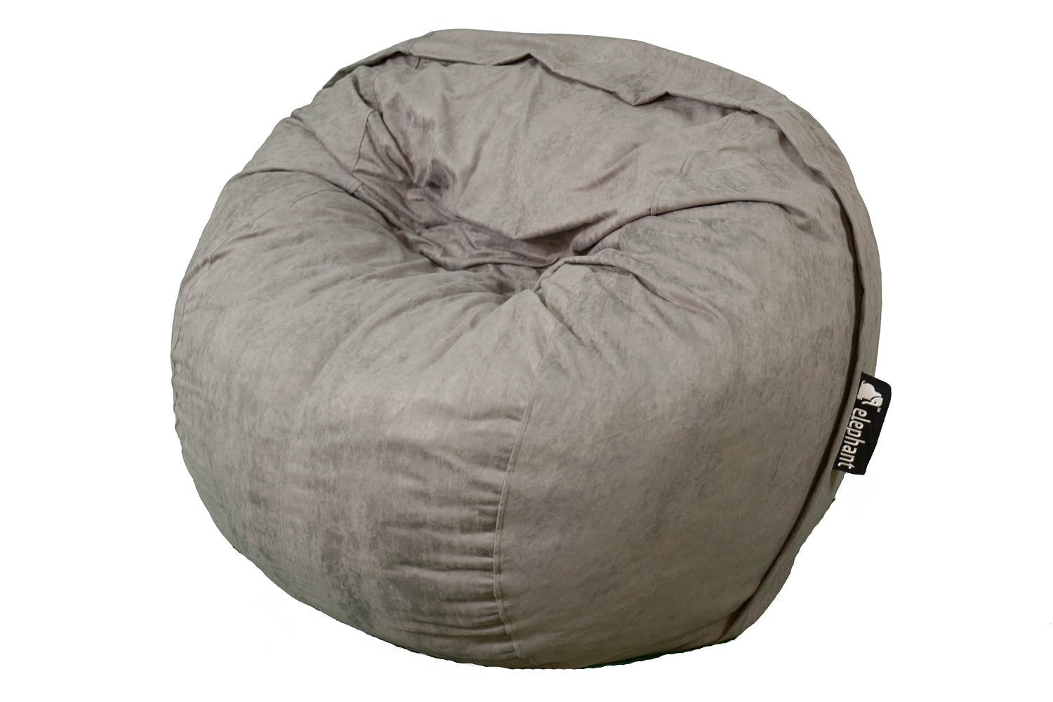 Elephant Kumo Bean Bag | Smoke Grey