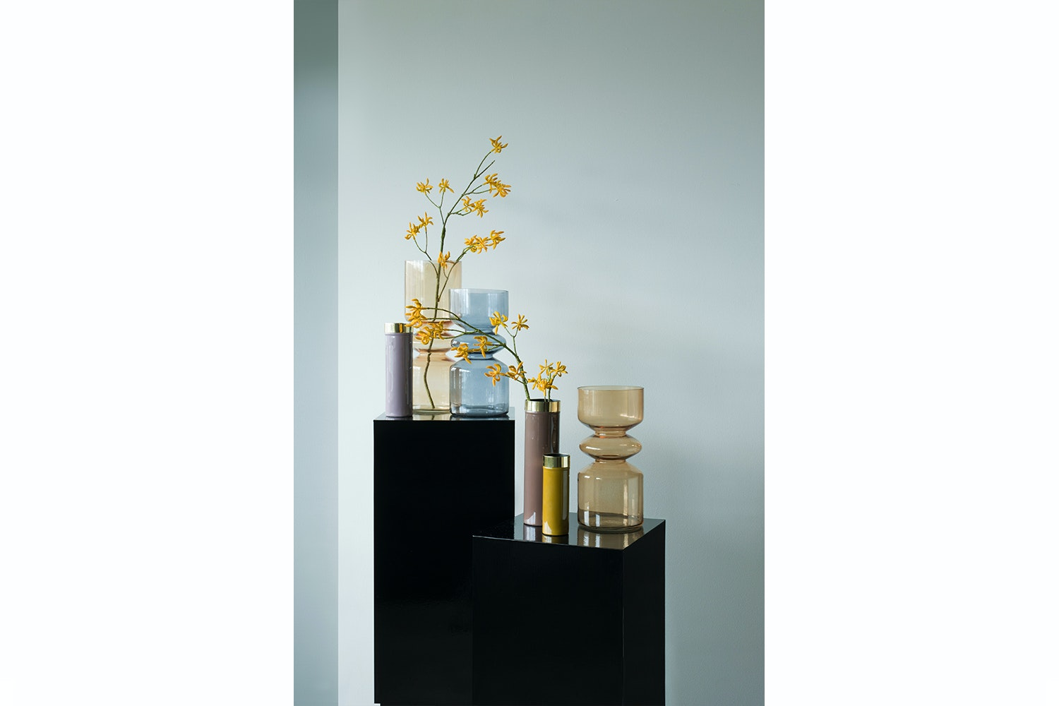 Camille Vase Brown | Small