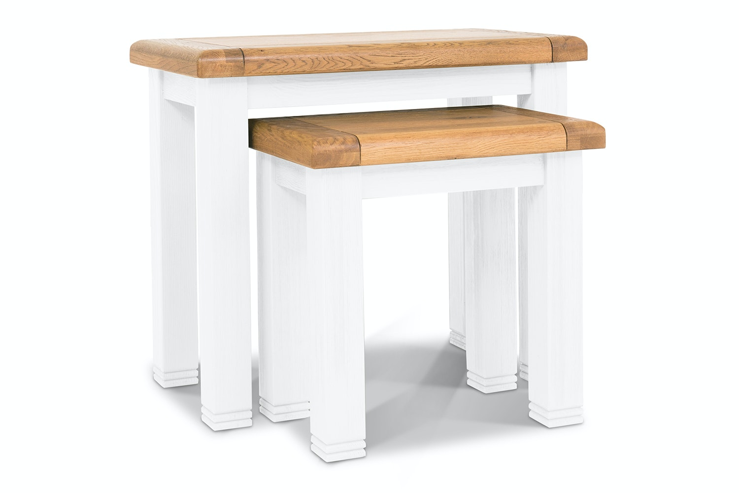 Dawn Nest of Tables | White