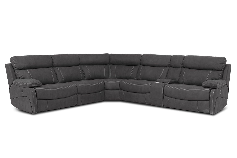 Arlo Corner Sofa | Large | Electric Recliner