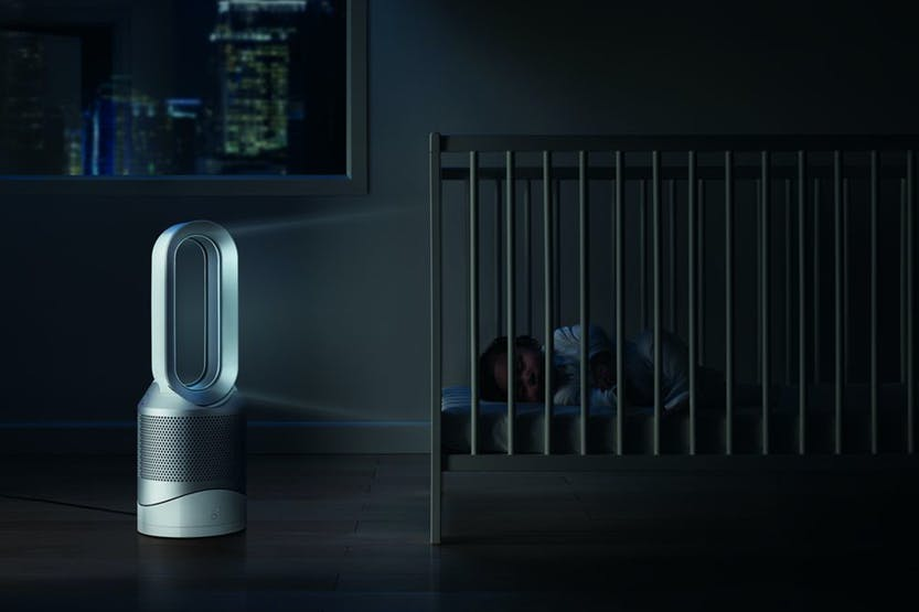 Dyson Pure Hot + Cool Link Air Purifier | White & Silver