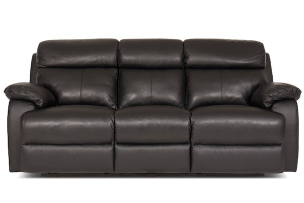 Kelli 3 Seater Recliner | Manual