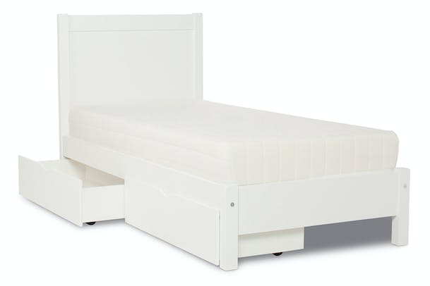 Lexington 2 Drawer Bed Frame | Colour Options | 3ft
