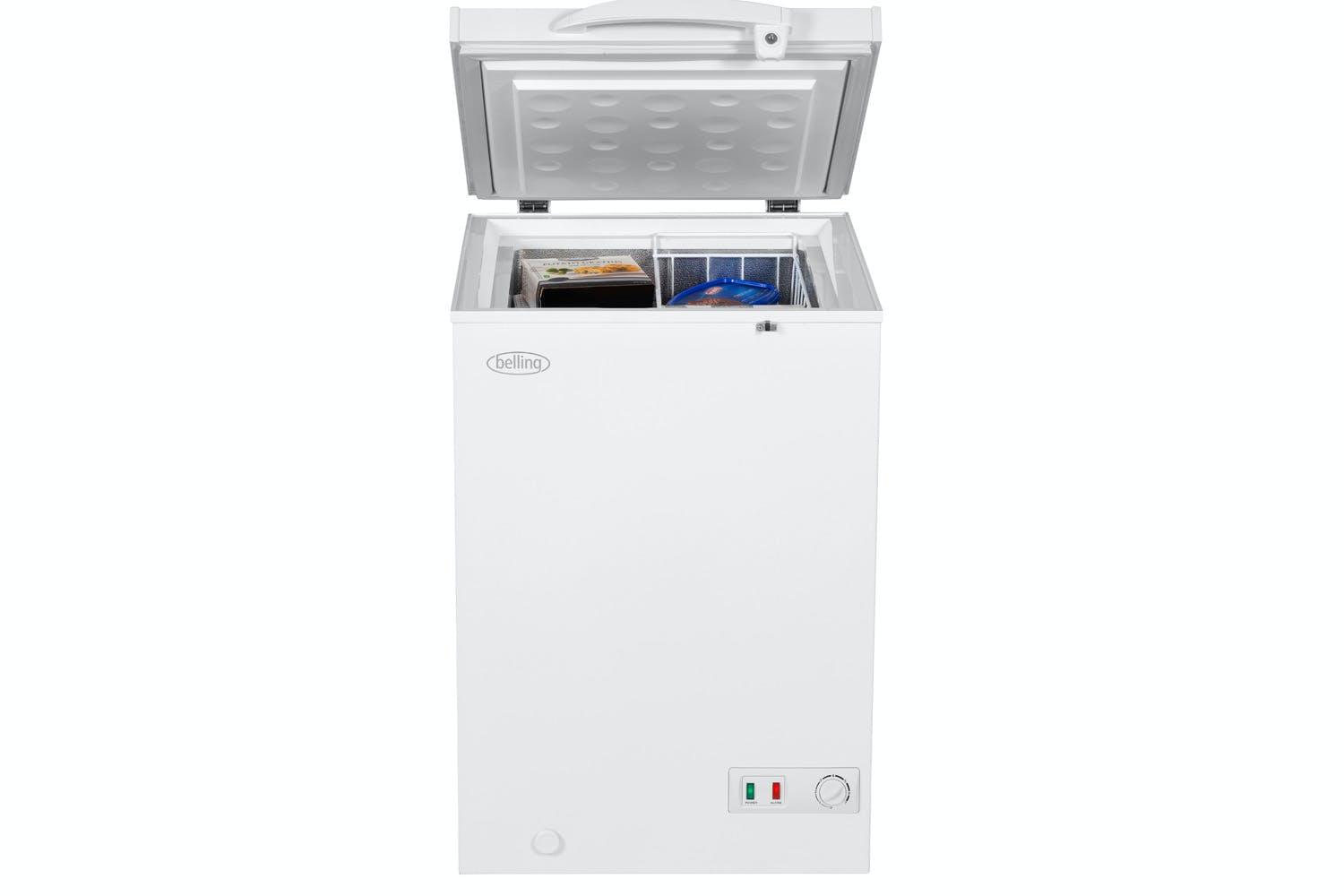 Belling 101L Freestanding Chest Freezer | BCF100 | Ireland
