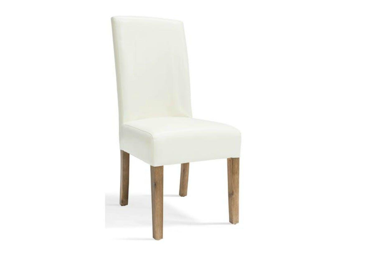buy popular 64d35 f540c Hamburg Dining Chair | Cream
