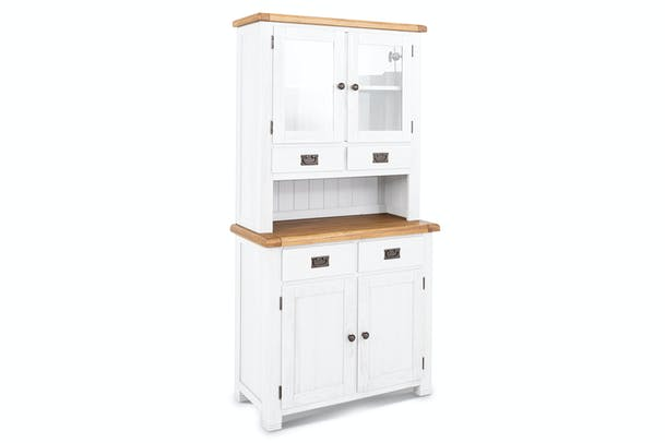 Dawn Buffet & Hutch | White