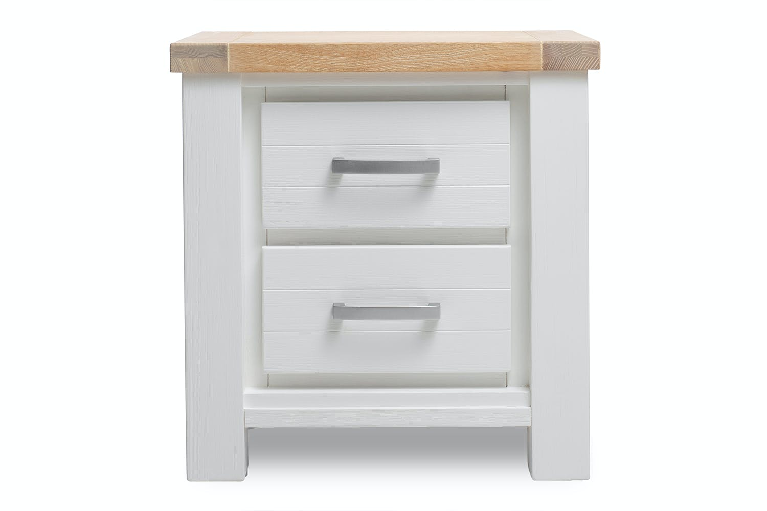 Sicily 2 Drawer Bedside Table