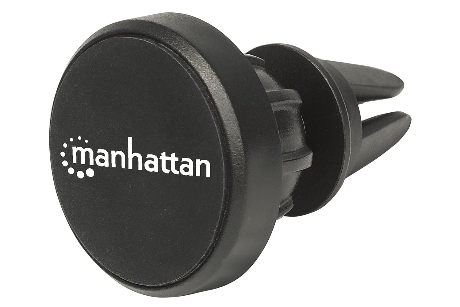 Manhattan Magnetic Car Air-Vent Phone Mount | Black