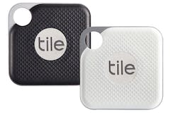 Tile Pro Bluetooth Tracker | 2 Pack | Black/White