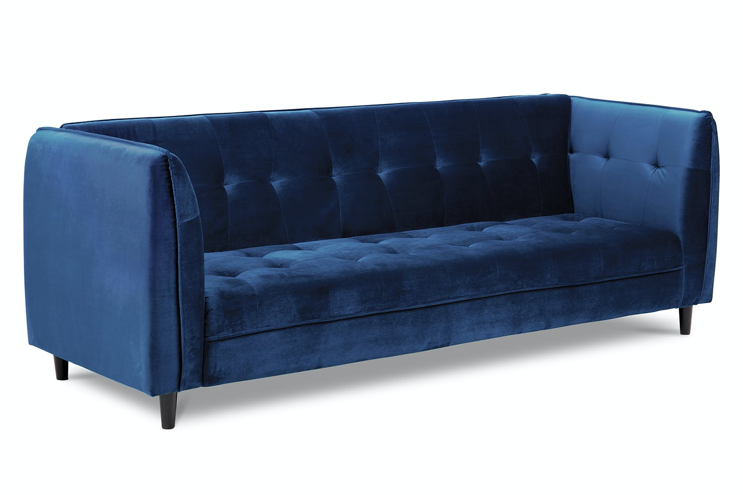 Misha Jumbo Sofa Bed | Blue