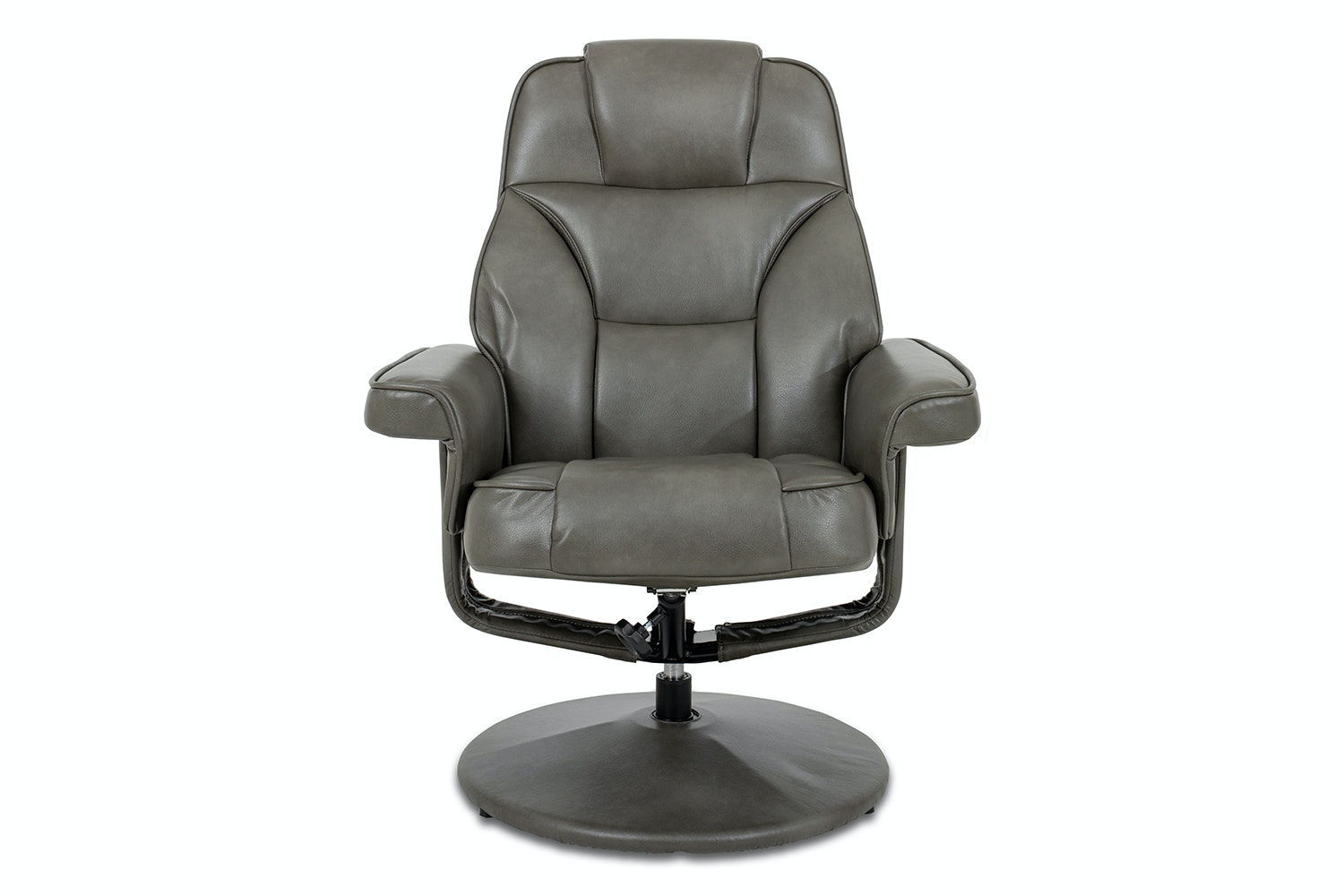 Picture of: Tamio Recliner With Foostool Manual Grey Ireland