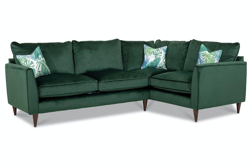big sale de961 31ae4 green sofa - casacandiles.com